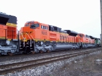 brand new BNSF SD70ACe #9383